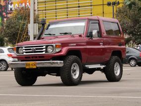 Toyota Land Cruiser Motor Diesel 3000cc