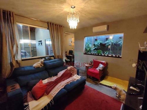 Imagem 1 de 12 de Casa À Venda, 100 M² Por R$ 220.000,00 - Jardim Chapadão - Bauru/sp - Ca3462