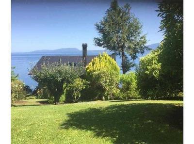 Frente A Lago !!! 2 Casas Mas Quincho, Camino Villarrica /