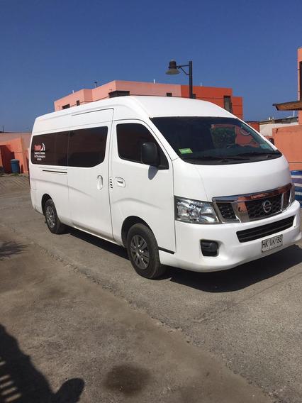 Gran Oportunidad Vendo Nissan Nv350-como Nueva