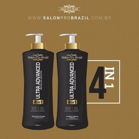 Ultra Advanced Salon Pro Brazil Shampoo E Redutor