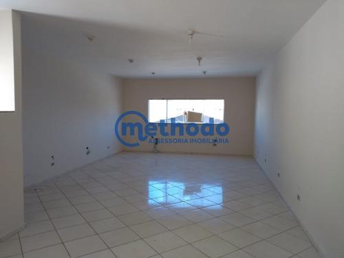 Sala Comercial Nova Europa Em Campinas - Sa00040 - 68206376