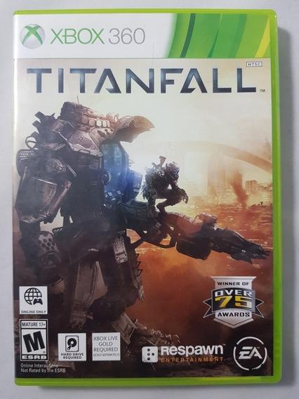 Titanfall Xbox 360 Mídia Física Pronta Entrega