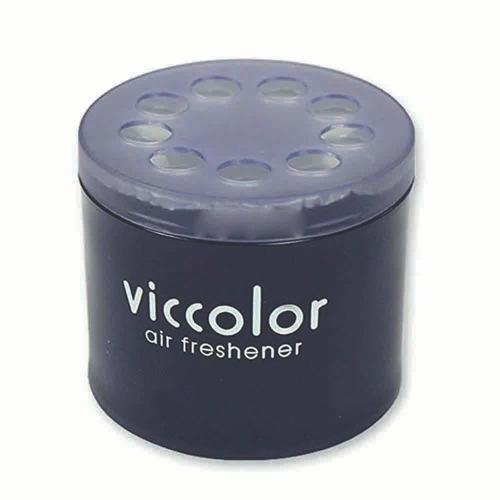 Imagem 1 de 3 de Aromatizante Odoriza Cheirinho Viccolor 85g Gel Light Squash