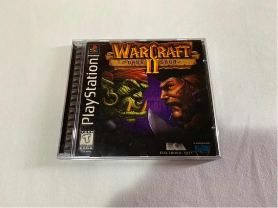 Warcraft 2 The Dark Saga Ps1 Playstation Original Americano