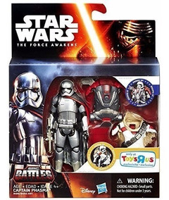 Star Wars The Force Awakens Captain Phasma ( Hasbro )