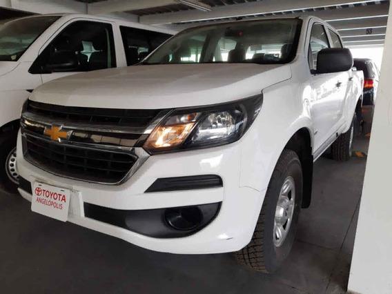 Chevrolet S-10 Pick-up 2017 4p Doble Cabina L4/2.5 Man