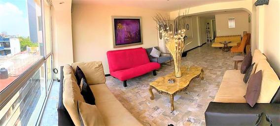 Departamento En Renta Con O Sin Muebles En Col. Condesa