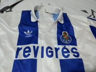 Camisa Do Porto Oficial De Jogo 1992/93!