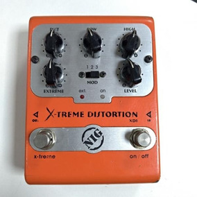 Pedal Xtreme Distortion Nig