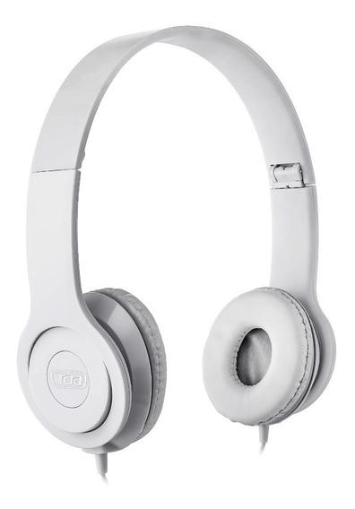 Fone De Ouvido Tda Headphone Preto P2 So Hoje Promoção