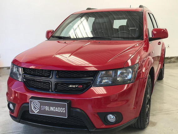 Dodge Journey Rt 2013 Blindada Guardian Niiia