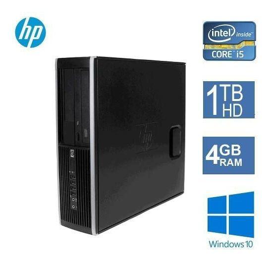 Computador Cpu Desktop Hp 8300 I5 3° Geração 4gb 1 Tb Hd