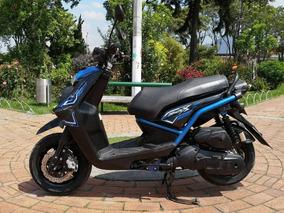 Yamaha Bws X 125