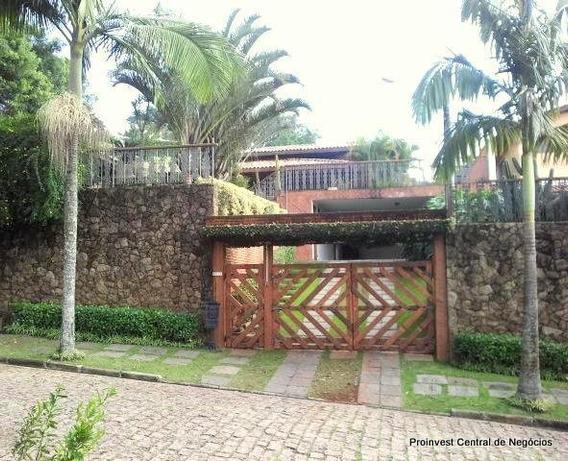 Casa Residencial Para Locação, Granja Viana Ii, Cotia. - Ca12480