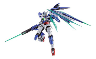 Figura Gundam 00 Qan-t Metal Build Bandai Tamashii Nations