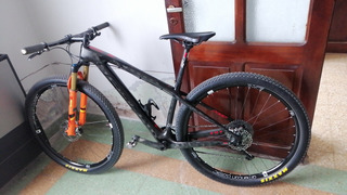 Bicicleta Felt Carbono