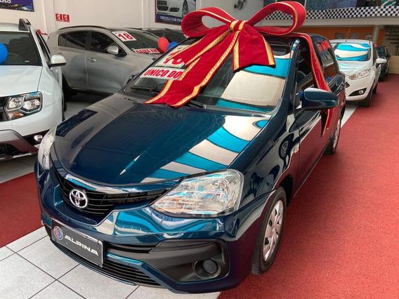 Toyota Etios Toyota Etios X 1.3 Aut 2017/2018