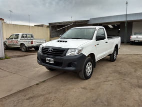 Toyota Hilux 4x2 Cs Dx 2.5 Tdi Mt