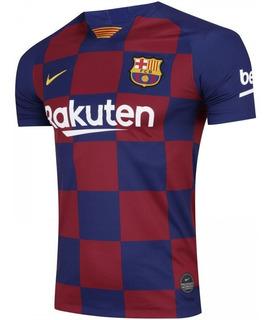 Camisa Barcelona 2020 #10 Messi 100% Oficial - Frete Grátis
