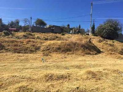 Venta De Terrenos San Pablo Oztotepec