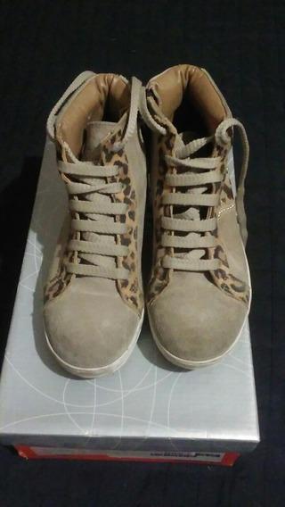 Zapatillas Botitas N° 32