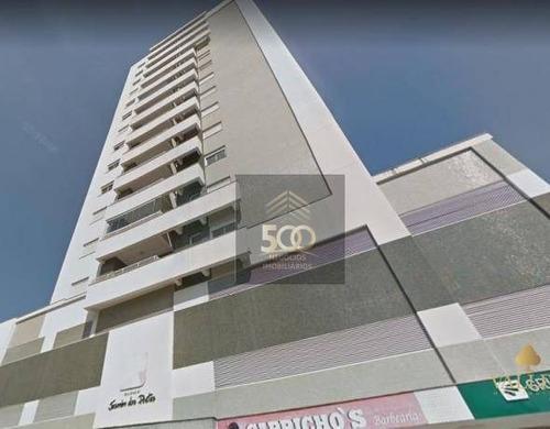Apartamento Com 3 Dormitórios ( Sendo 1 Com Suíte ) Pagani - Palhoça - Ap1999