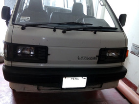 Vendo Mini Van Toyota Lite Ace