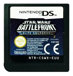 Star Wars Battlefront Elite Squadron Nintendo Ds 2ds & 3ds