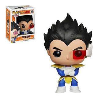Funko Pop Dragon Ball Z Vegeta 10 Nuevo Original Cerrado