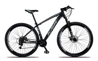 Bicicleta Ksw Shim 24+freio Hidráulico+blackfryd+ Promoção