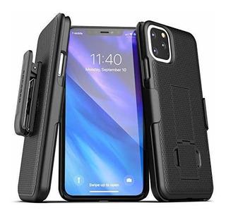 Funda Con Clip Para Cintura³n iPhone 11 Pro Max 2019 Cubie