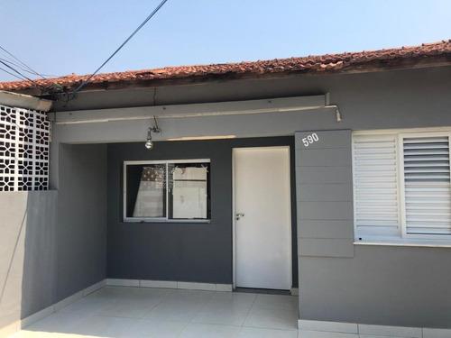 Casa À Venda, 60 M² Por R$ 270.000,00 - Jardim São Paulo - Americana/sp - Ca0845