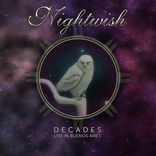 Nightwish Decades Live In Buenos Aires 2 Cd + Bluray 2019 Nv