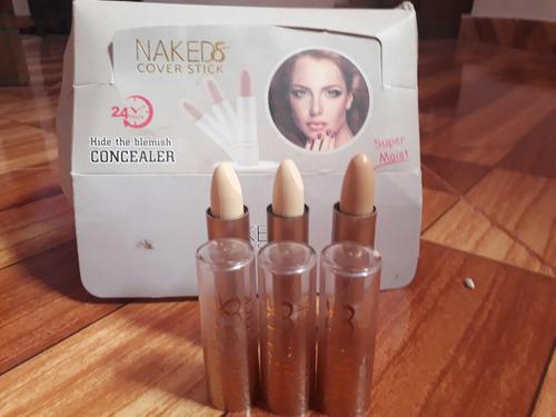 Nakeds Cover Stick Iluminador Y Corrector