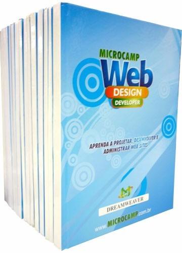 Microcamp Web Design Developer Photoshop 13 Volumes