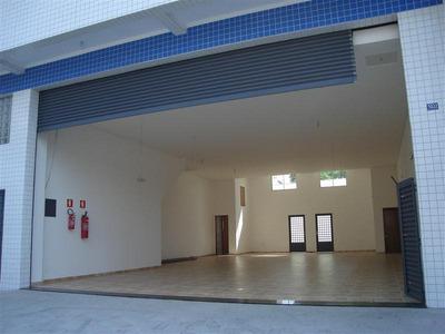 Salão Para Locação No Gopoúva - Sl00004
