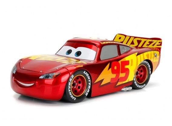 Rust-eze Racing Center Mcqueen Disney Jada Toys 1:24 98366