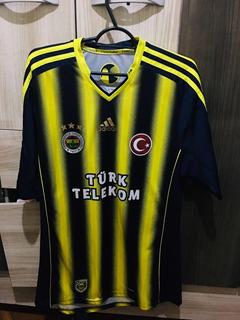 Camisa adidas Fenerbahçe Home 2013/2014 Rara