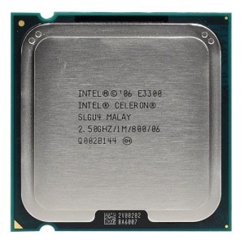 Processador Intel Celeron Dual Core E3300 2.5ghz Usado!