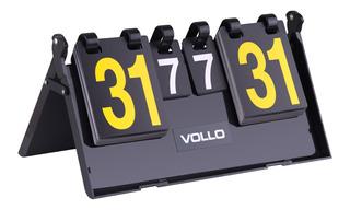 Placar De Mesa Vollo Vt606 7 Sets 31 Pontos Multi Esporte