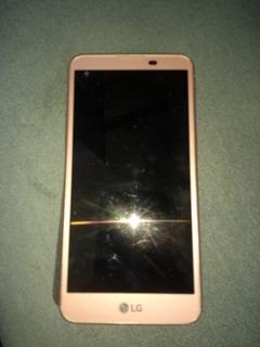 LG K500ds Pra Retirar Peças Ou Reparar