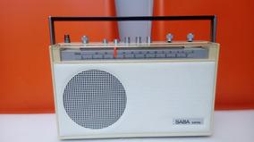 Radio Alemão Saba Sandy 4 Bandas Am/fm Funcionando