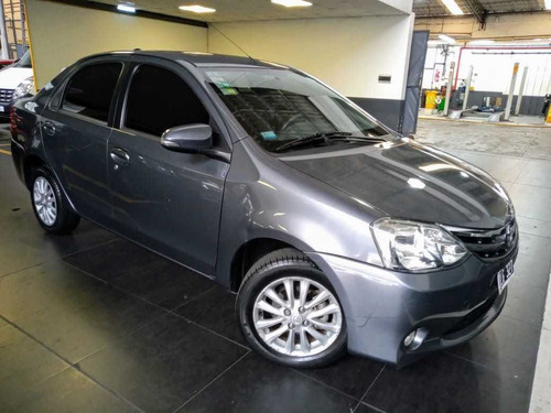 Toyota Etios 1.5 Xls Unico Dueño Muy Buenas Condiciones (eo)