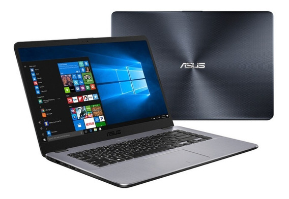 Portátil Asus X505za-br234 R5 Ram 8gb Hdd1tb+ssd128 15.6