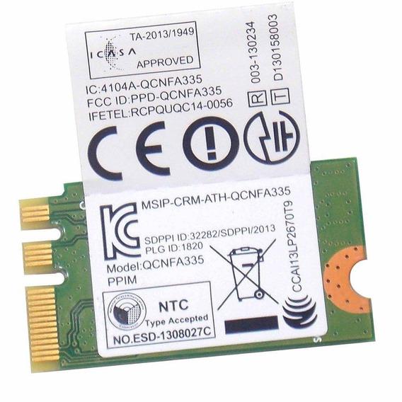 Placa Notebook Wireless Atheros