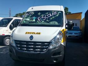Renault Master 0km - Escolar