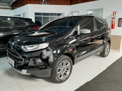 Ford Ecosport 1.6 Freestyle Flex 4p Manual