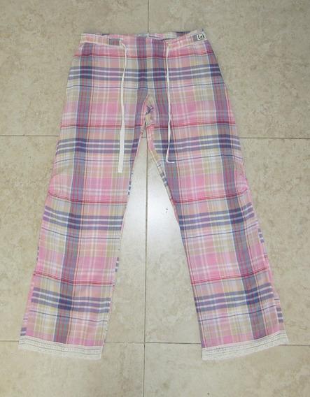 Lei Pantalon De Pijama Talla Chica