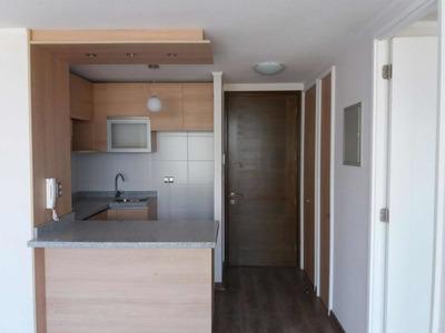 Depto, 1 Dormitorio 2 Ambientes + Estac. Metro Ñuble